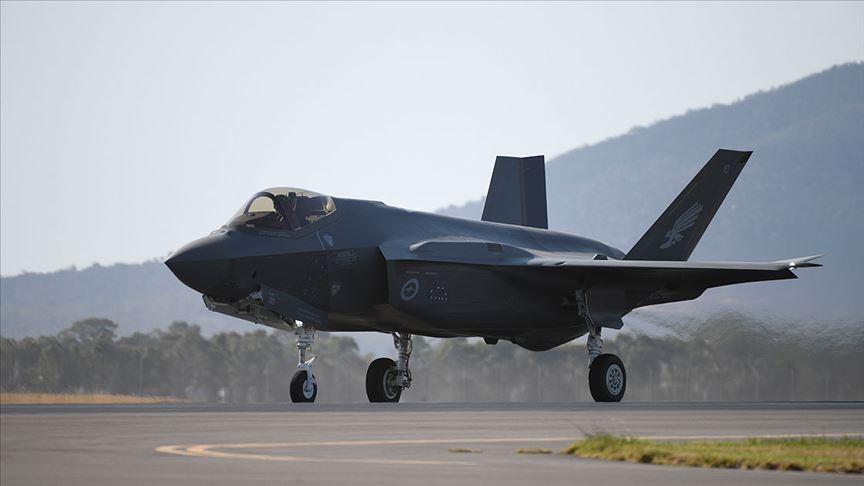 Pentagon, Türkiye için üretilen 8 F-35'i satın alıyor