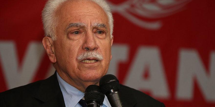 Perinçek: Türkiye iflas noktasına geldi
