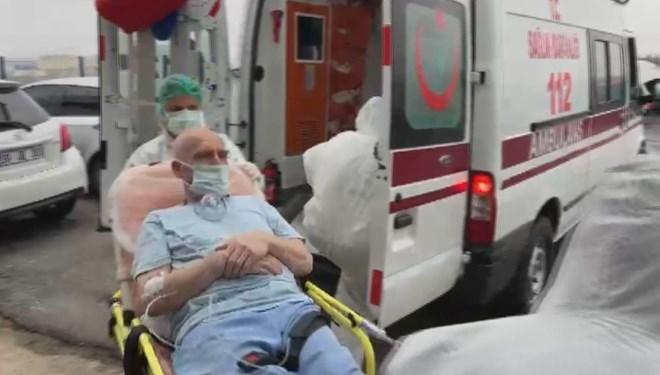 Peynir fabrikasında amonyak tankı patladı: 30 işçi hastanelik oldu