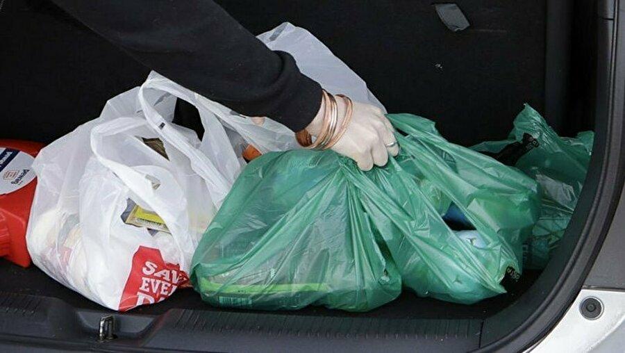 Plastik alışveriş poşetleri için yeni kurallar getirildi