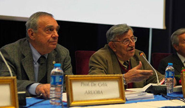 Prof. Dr. Çelik Aruoba yaşamını yitirdi
