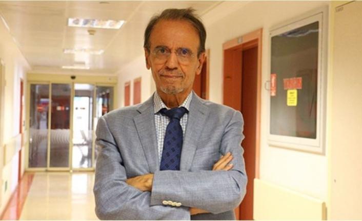 Prof. Dr. Ceyhan: 'Burnu akan çocuk koronavirüs olabilir'
