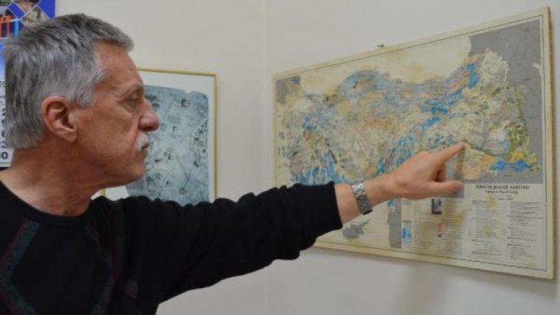 Prof. Dr. Ercan Aksoy uyardı: Büyük deprem olma ihtimali her zaman var