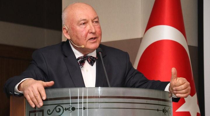 Prof. Dr. Ercan'dan deprem uyarısı: Büyüklüğü 6,3 ile 7 arasında olur