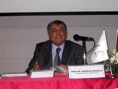Prof. Dr. Erdoğan Moroğlu'nun hayatını kaybetti