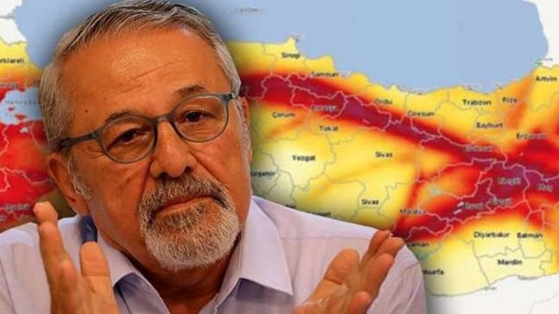 Prof. Dr. Naci Görür'den Antalya açıklarındaki depremle ilgili açıklama