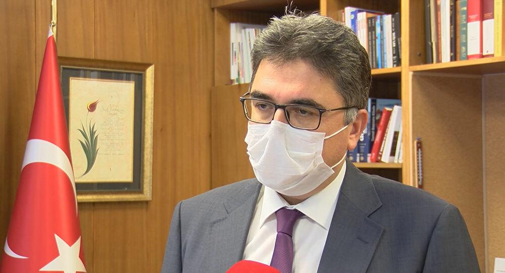 Prof. Dr. Tükek: Mart- nisan aylarına göre daha fazla hasta var