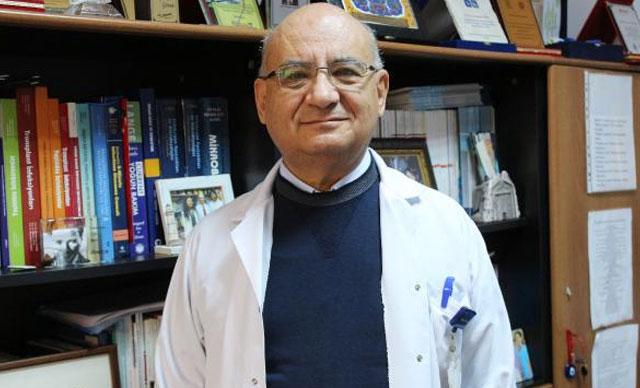 Prof. Dr. Yalçın: Aşıyla 4 ila 6 ayda toplumun ciddi kesimi bağışık hale gelecek