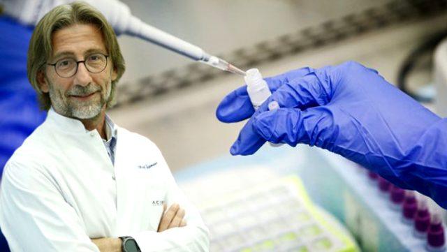 Prof. Ercüment Ovalı: 2 milyon doz aşı ürettik