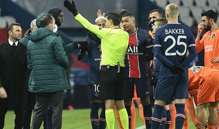 PSG-Başakşehir maçının yeni hakemleri belli oldu