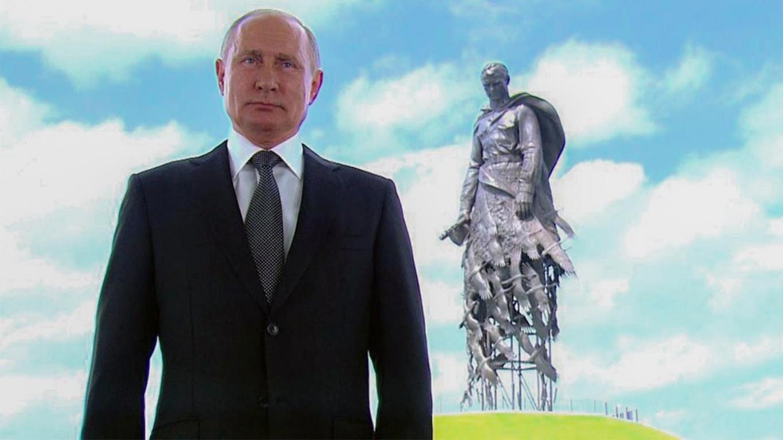 Putin 2036 yılına kadar Başkan!
