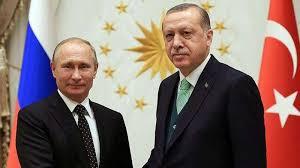 Putin'den Erdoğan'a taziye mesajı