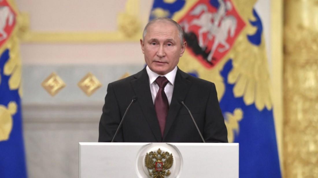 Putin'den Karabağ'daki taraflara ateşkes çağrısı