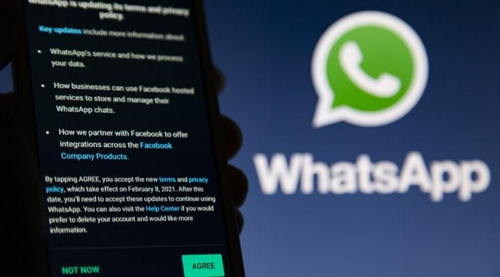 Rekabet Kurumu'ndan WhatsApp gizlilik sözleşmesi açıklaması