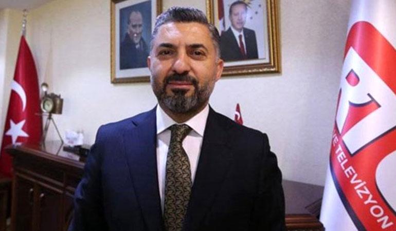 """RTÜK Başkanı Ebubekir Şahin'den """"Cemo"""" cezası savunması"""