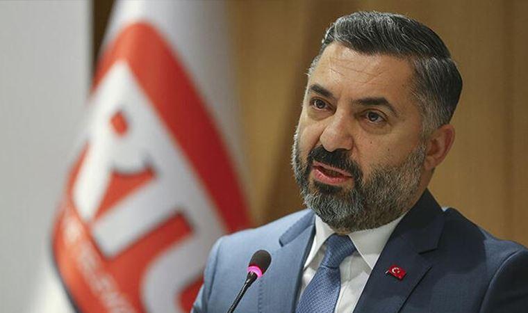 RTÜK Başkanı Ebubekir Şahin Halkbank yönetiminde