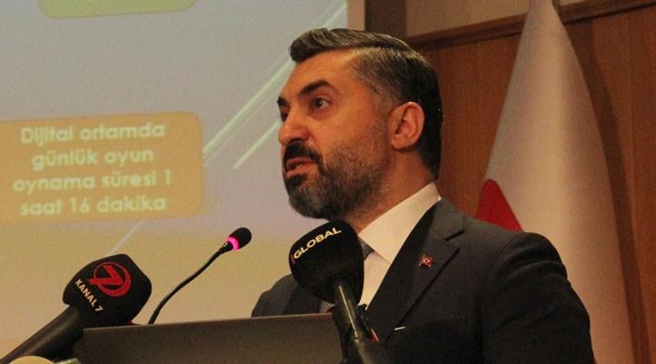 RTÜK Başkanı: Ordu konusunda ifade özgürlüğü olmaz