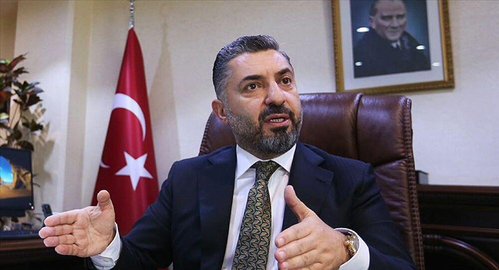 """RTÜK Üyesi Taşçı: RTÜK Başkanı, """"özel hat"""" üzerinden televizyon yöneticilerini tehdit etti"""