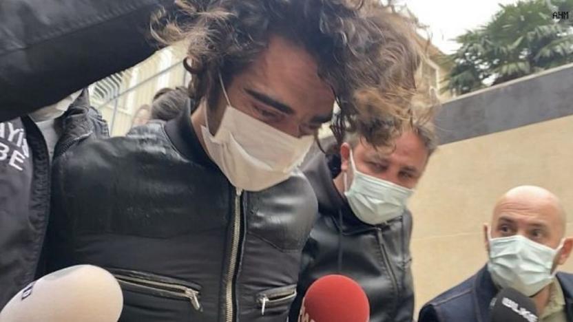 Rus turistleri bıçaklayan saldırgan hakkında tutuklama kararı