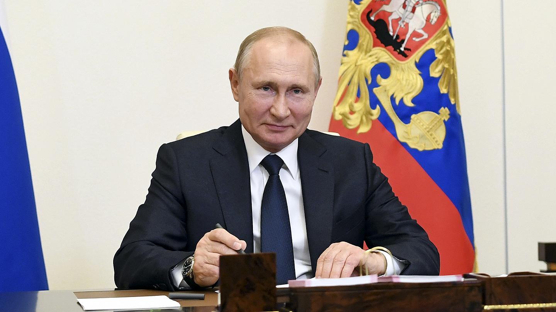 Rusya referandum için sandığa gitti