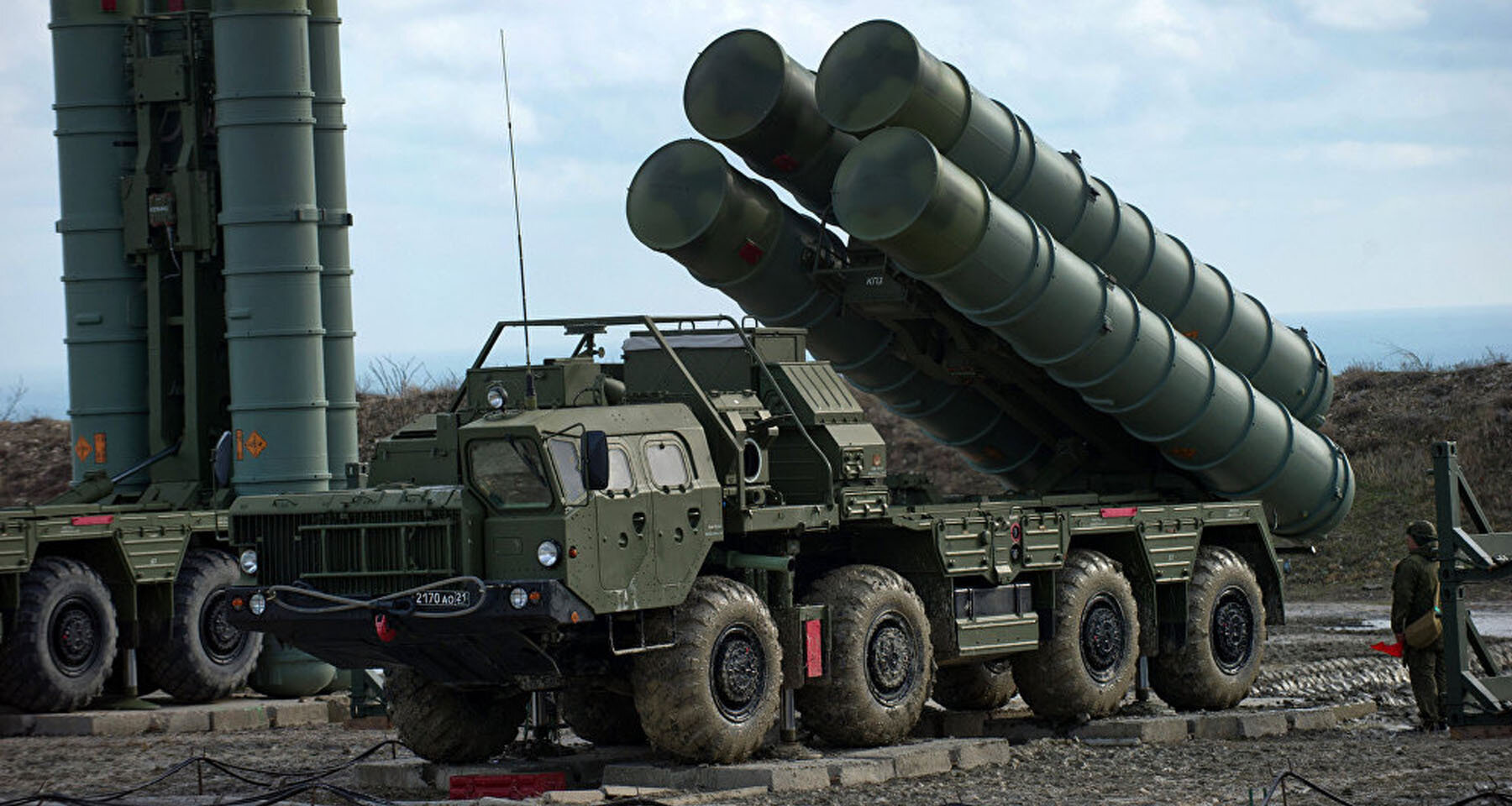 Rusya: Türkiye ile yeni S-400 anlaşması yakında imzalanacak
