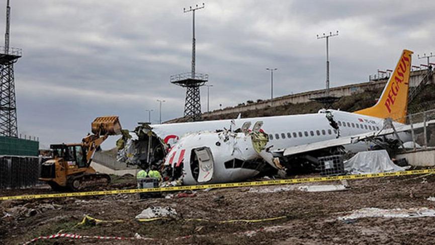 Sabiha Gökçen'deki uçak kazası ile ilgili yeni gelişme
