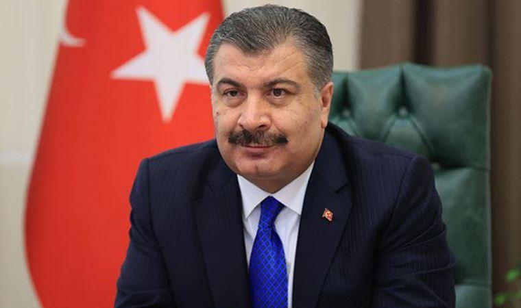 Sağlık Bakanı: Aktif vakalarımızın yüzde 87'si aşısı tamamlanmamış kişiler