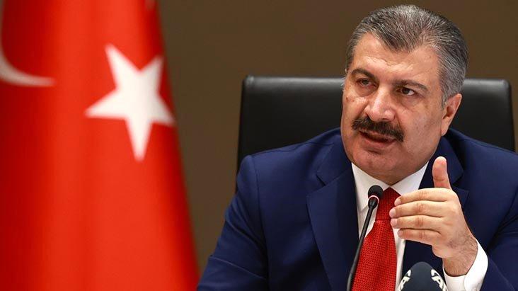 Sağlık Bakanı Fahrettin Koca: 15 kişide mutasyonlu virüs tespit edildi!