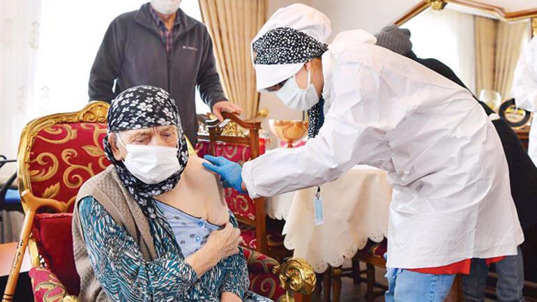 Sağlık Bakanı Koca:  80 yaş ve üzerine aşı bugün başlıyor
