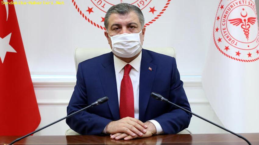 Sağlık Bakanı Koca'dan il sağlık müdürlüklerine bayram talimatı