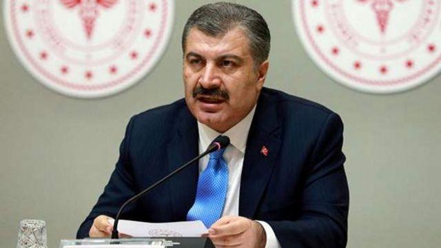 Sağlık Bakanı Koca'dan 'Mu Varyantı' açıklaması