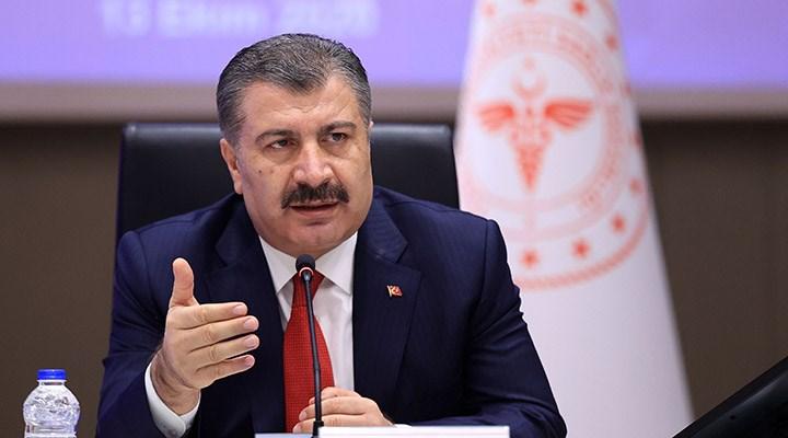 Sağlık Bakanı Koca'dan 'Sputnik V' aşısı hakkında açıklama