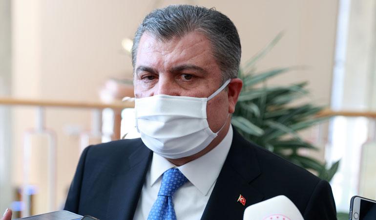 Sağlık Bakanı Koca: Delta varyantı, şu an 26 ilde görüldü