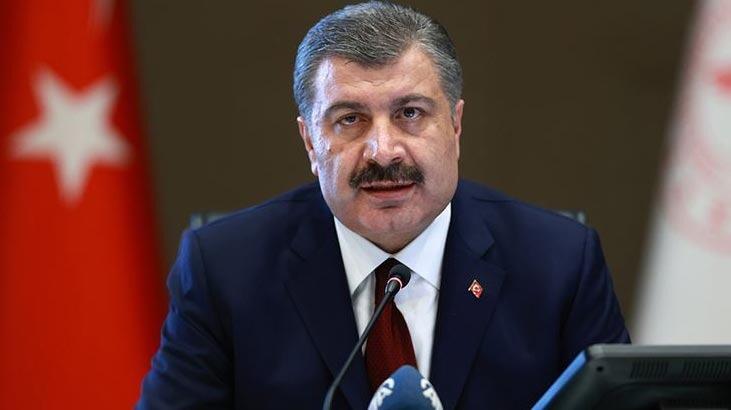 Sağlık Bakanı Koca, mutasyon virüs tespit edilenlerin sayısını açıkladı