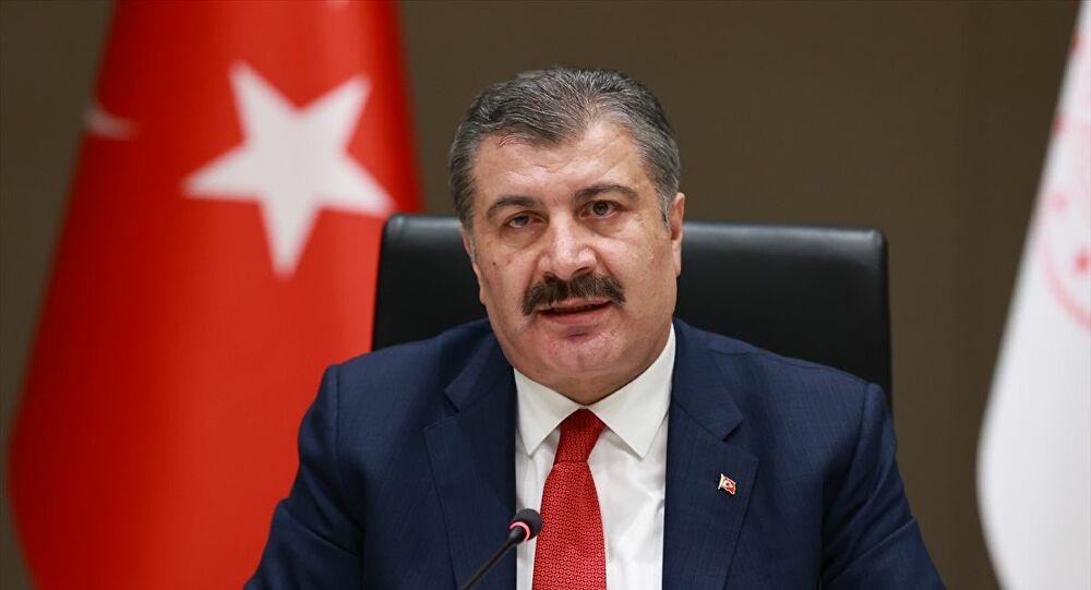 Sağlık Bakanı Koca, sosyal medyada yer alan ölüm raporuna ilişkin açıklama yaptı