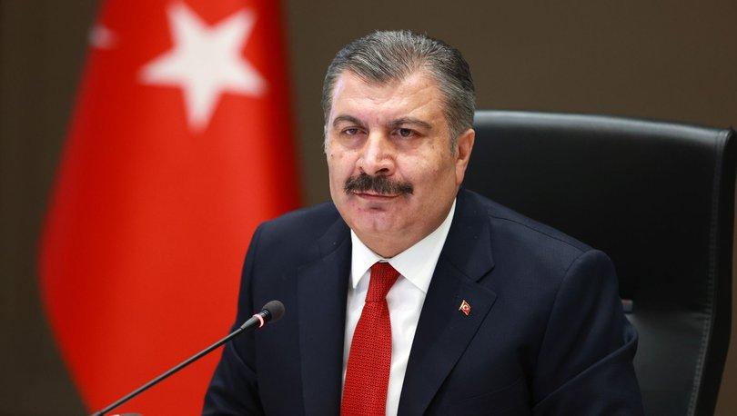Sağlık Bakanı: Mavi il sayısı 25'e ulaştı
