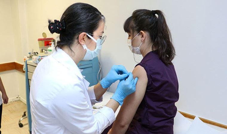 Sağlık Bakanlığı'ndan aşı için gönüllü duyurusu