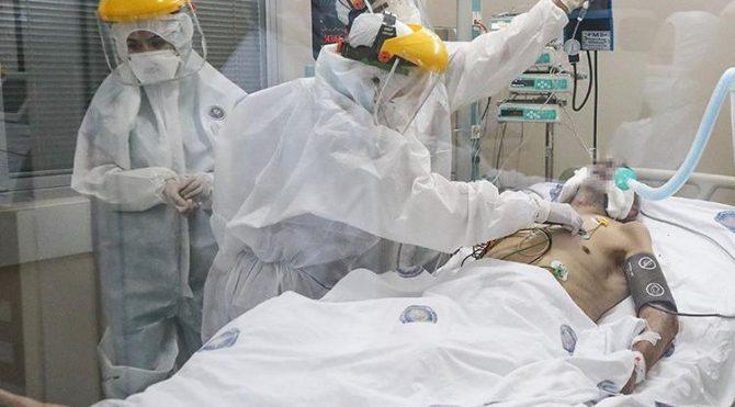 Sağlık meslek örgütlerinden çağrı: En az 14 günlük kapanma şart!