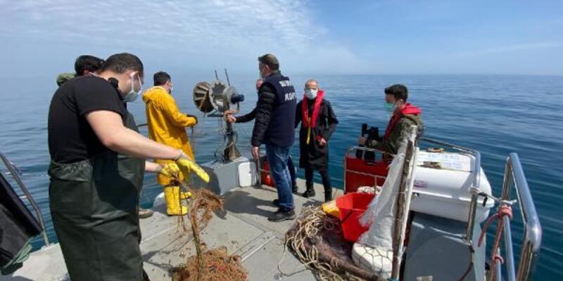 Samsun'da aşısı olmayan balıkçılara av yasağı