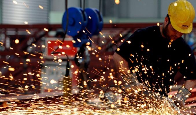 Sanayi üretimi mayıs ayında yıllık yüzde 19,9 azaldı