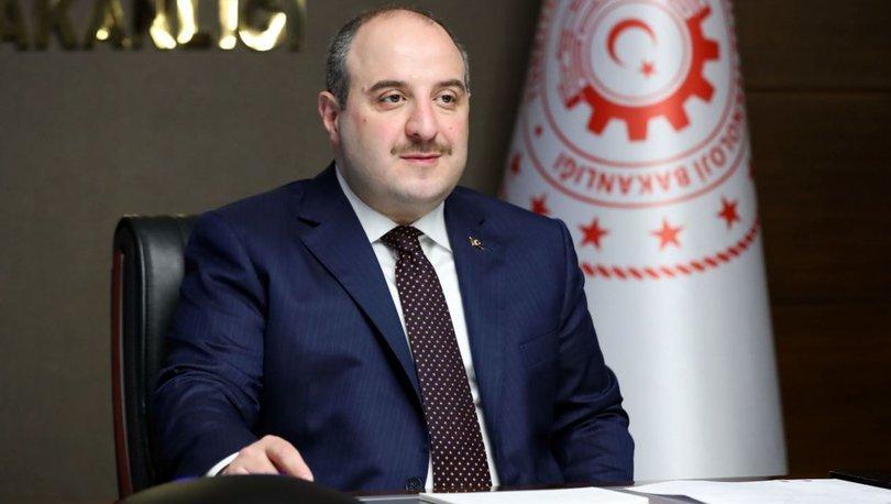Sanayi ve Teknoloji Bakanı Mustafa Varank'tan ekonomi açıklaması