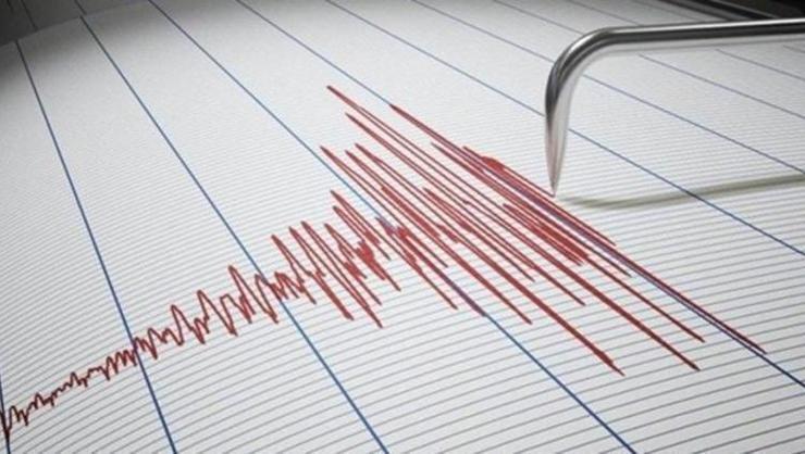 Seferihisar'da 4.1 büyüklüğünde deprem