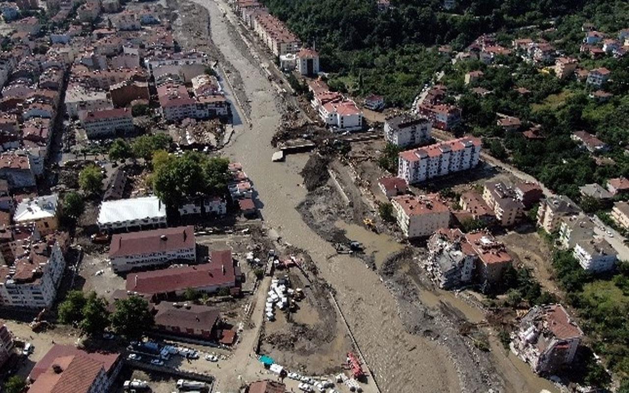 Sel felaketi sonrası Bozkurt'ta kaymakam değişikliği