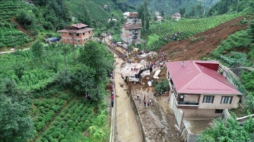 Selden etkilenen birçok bölge 'afet bölgesi' ilan edildi