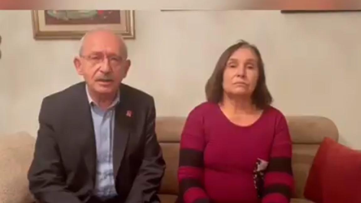 Selvi Kılıçdaroğlu ve Kemal Kılıçdaroğlu'ndan 8 Mart Dünya Kadınlar Günü mesajı