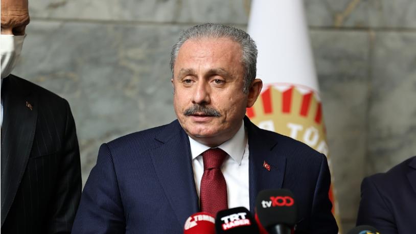 """Şentop'tan CHP'li Özel'in """"10 bin dolar alan siyasetçi"""" yazısına 37 gün sonra yanıt"""