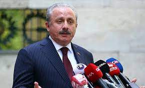 """Şentop'tan """"parlamenter sistem"""" açıklaması"""