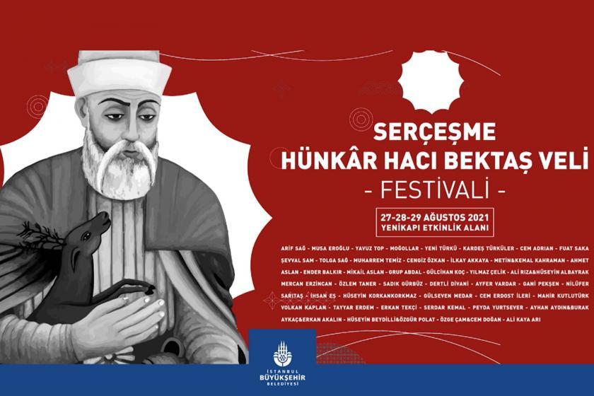 Serçeşme Hünkâr Hacı Bektaş Veli Festivali başladı