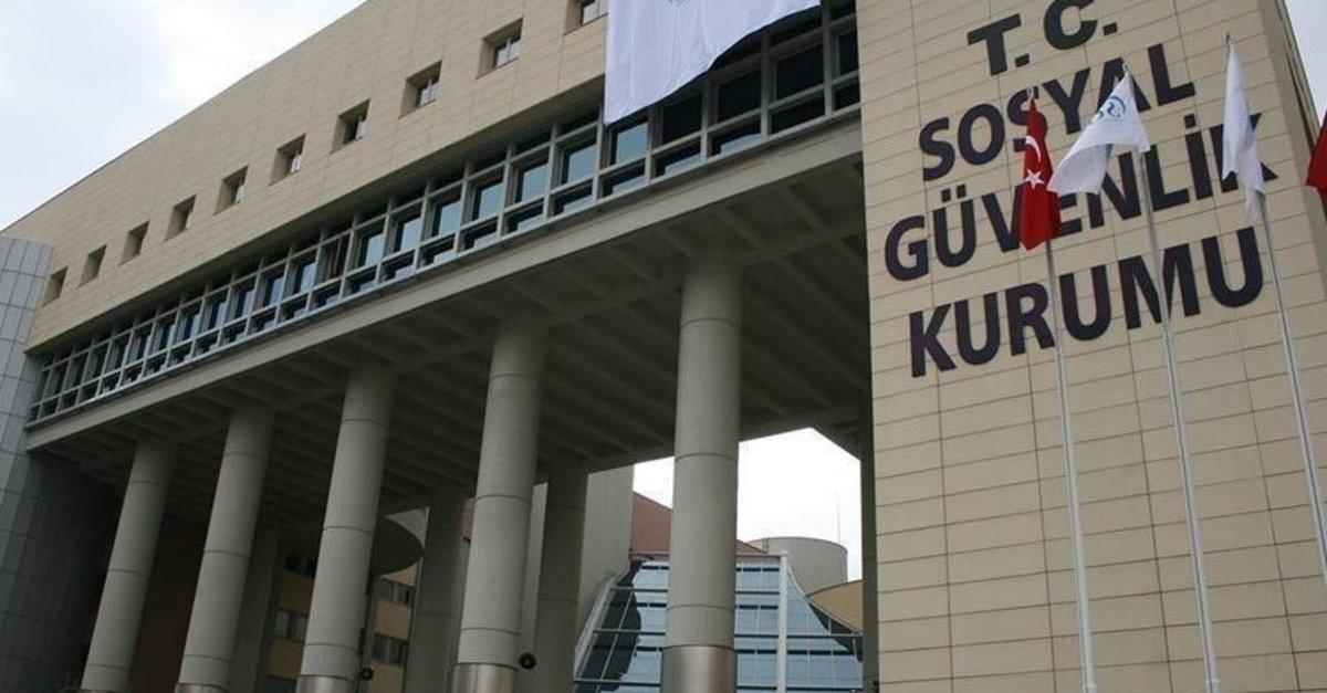 SGK'den borçlarını yapılandırmak isteyenlere ilişkin açıklama