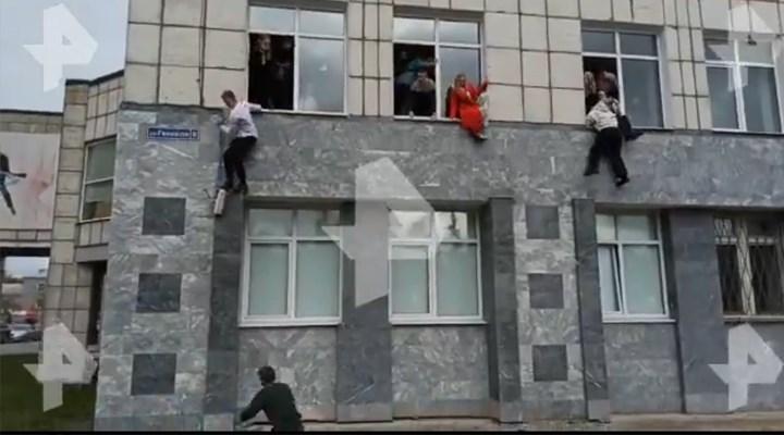 Sibirya'da üniversitede silahlı saldırı: Ölü ve yaralılar var